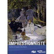 Scandalous Impressionists (DVD)