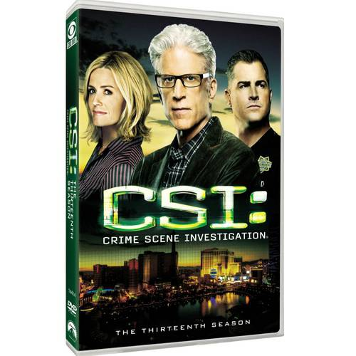 CSI: Crime Scene Investigation - The Thirteenth Season (Widescreen)