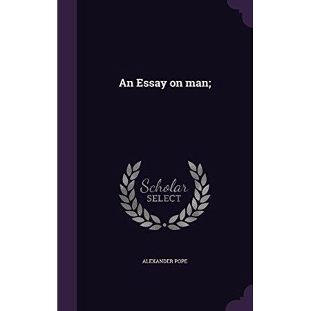 An Essay on Man; - image 1 of 1