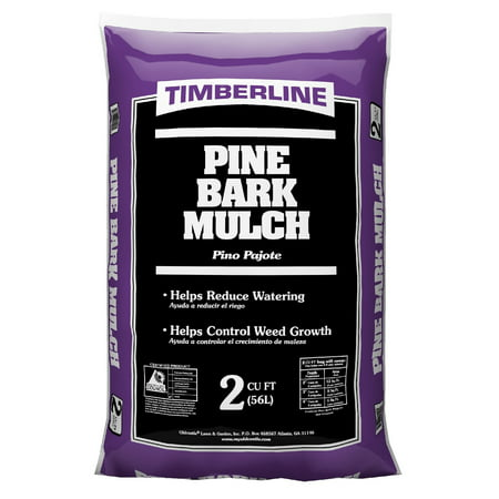 Timberline Pine Bark Mulch 2Cf By Oldcastle