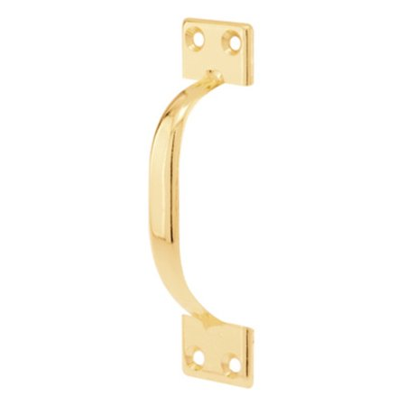 CRL Brass Window Sash Lift Handle
