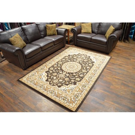 Rug Legend MILANO Traditional Floral 5x8 5x7 Area Rug Persian Oriental 984