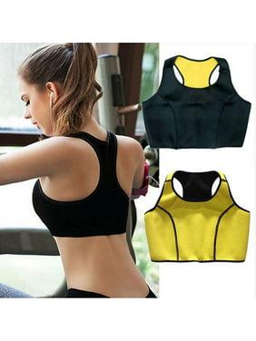 Product Image Hot Thermal Sports Bra Slimming Shaping - Sweat Neoprene Slimming Bra - Small