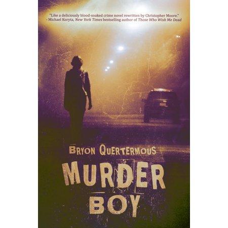 Dominick Prince: Murder Boy (Series #1) (Paperback)