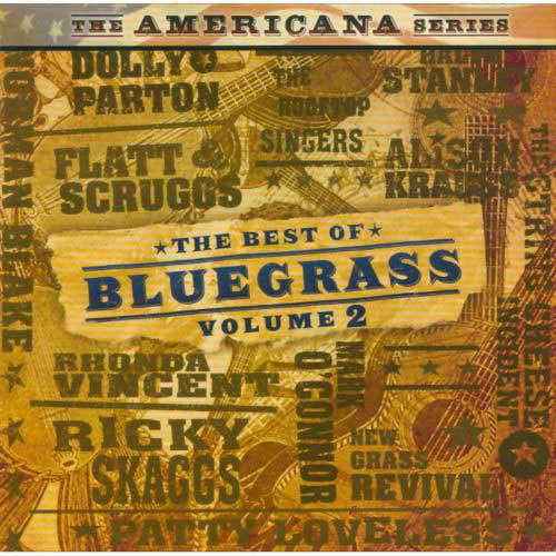 Best Of Bluegrass, Vol. 2 (Sanctuary)