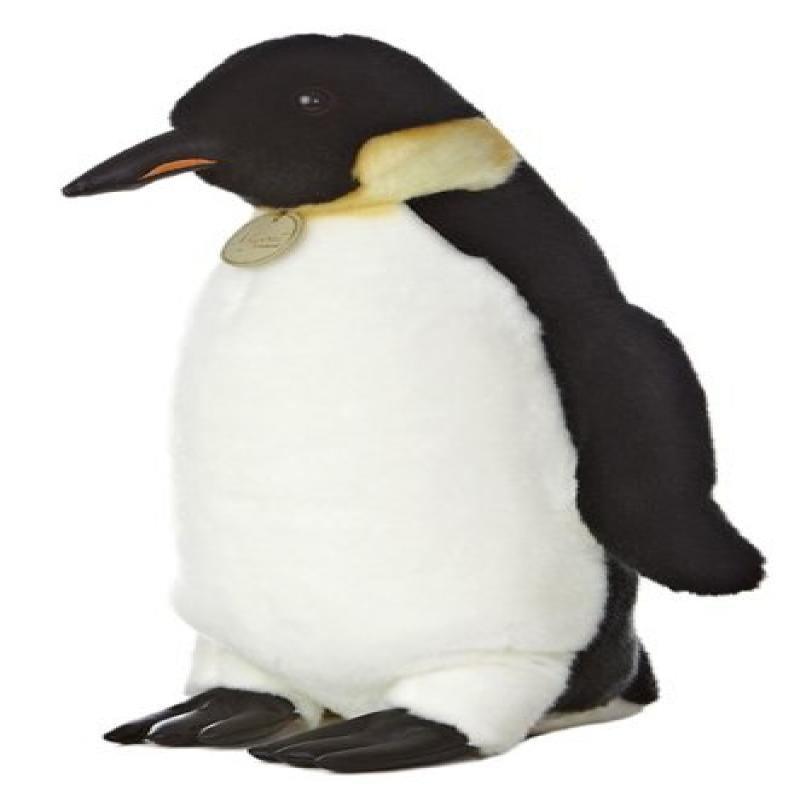 Aurora Tech World Miyoni Emperor Penguin 14 Plush
