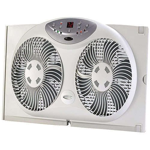 "Jarden Home Environment Bionaire 9"" Window Fan"