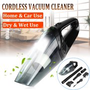 Best Cordless Handheld Vacuums - 120W Powerful Suction Handheld Cordless Car Home Quiet Review