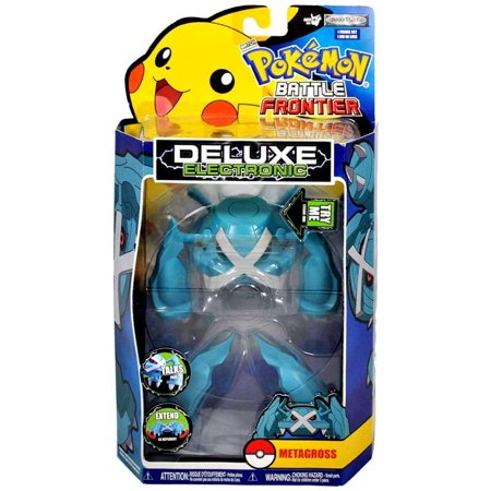 UPC 039897597577 product image for Pokemon Series 2 Deluxe Electronic Metagross Action Figure | upcitemdb.com