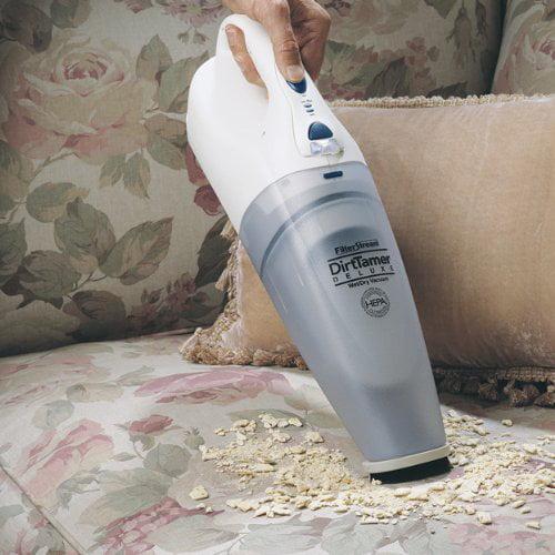 DirtTamer® Ultima V2510 Cordless Wet/Dry Hand Vac
