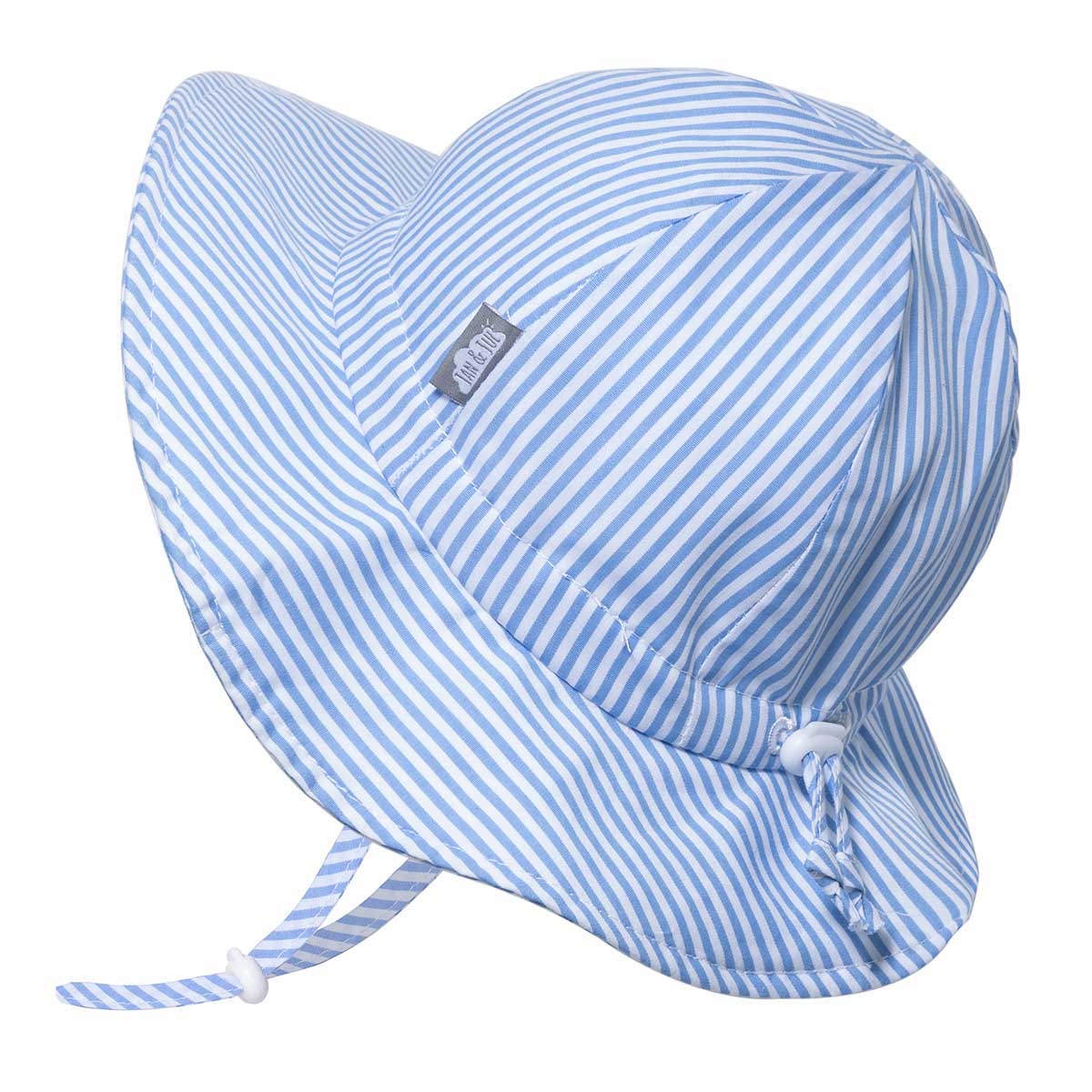 Kids/' Aqua-Dry Sun-Hat with UV Protection Adjustable Straps Jan /& Jul Baby Toddler