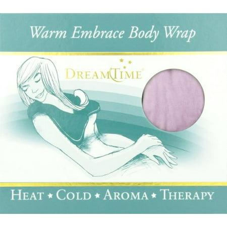 DreamTime Warm Embrace Body Wrap, Lavender -