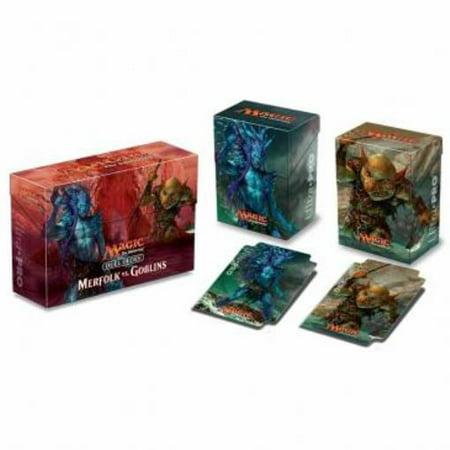 Duel Deck Box - Merfolk vs. Goblins New