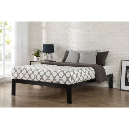 Zinus 14  Quick Snap Metal Platform Bed. Zinus 14  Quick Snap Metal Platform Bed   Walmart com