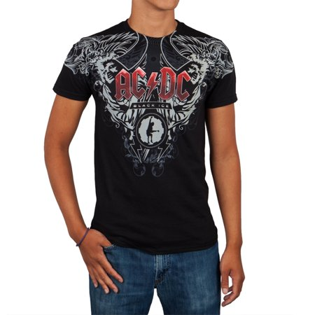 AC/DC - Black Ice Soft T-Shirt