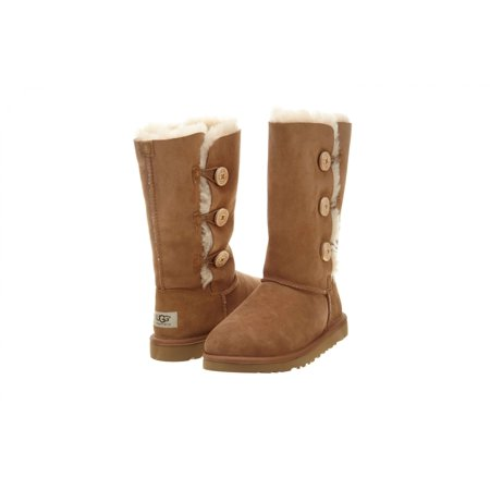 Ugg Bailey Button Triplet Boots Little Kids Style : 1962K
