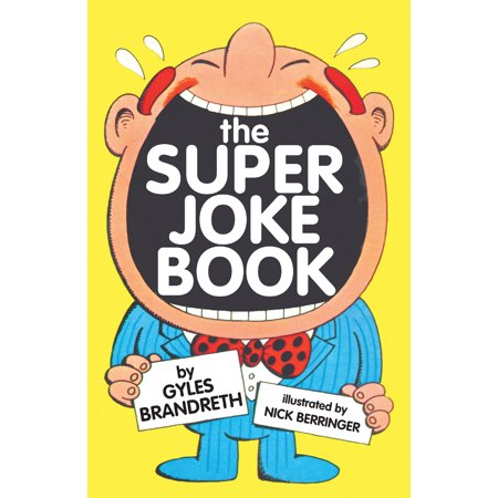 The Super Joke Book - Halloween Joke Book Printable