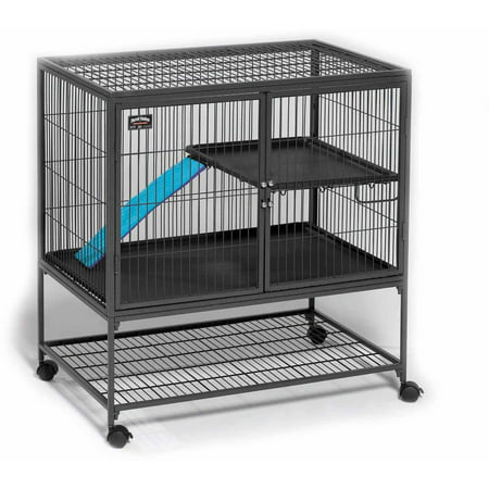 - MidWest Deluxe Ferret Nation Single Unit Ferret Cage