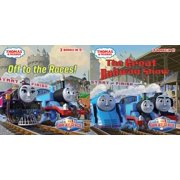 The Great Railway Show / Off to the Races! (Thomas & Friends) - eBook