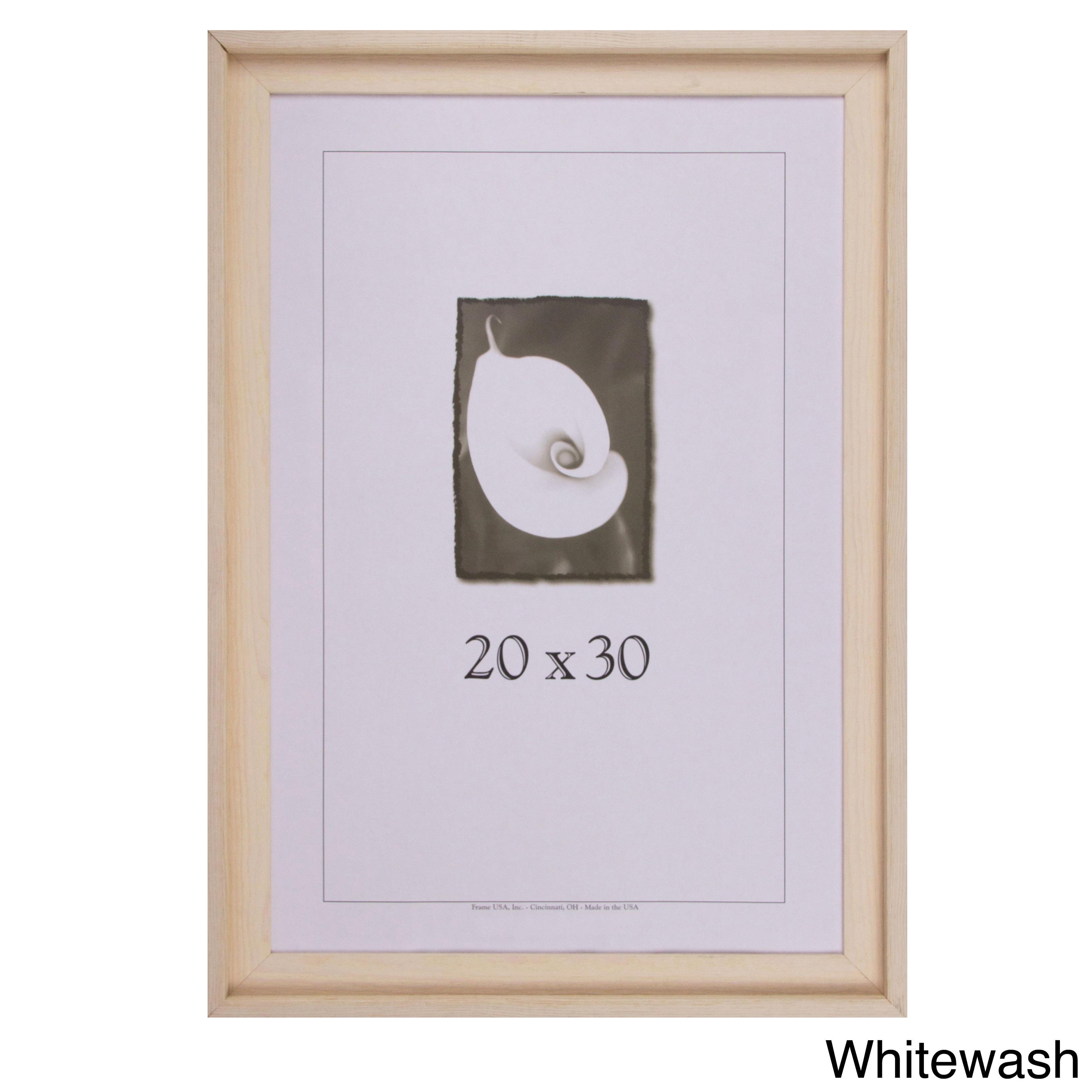 Colorful Walmart 20x30 Frame Image - Framed Art Ideas - roadofriches.com