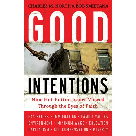 Good Intentions : Nine Hot-Button Issues Viewed Through the Eyes of Faith
