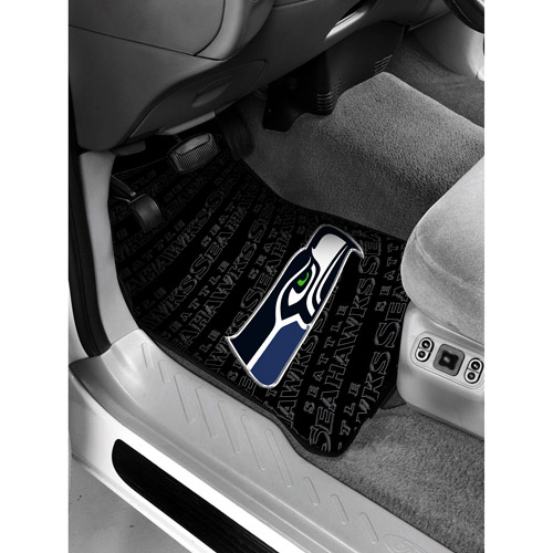 NFL - Seattle Seahawks Floor Mats - Set of 2