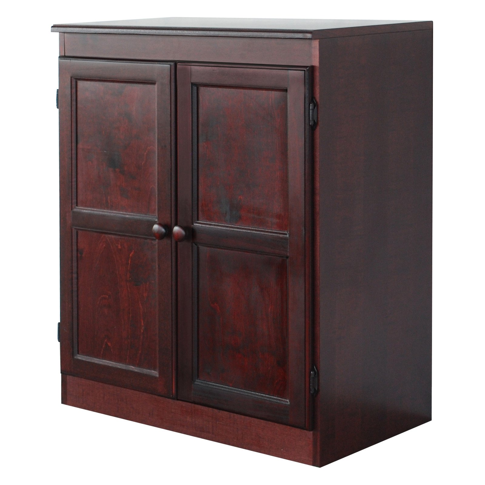 Concepts in Wood Cherry KT613C Storage/Utility Closet