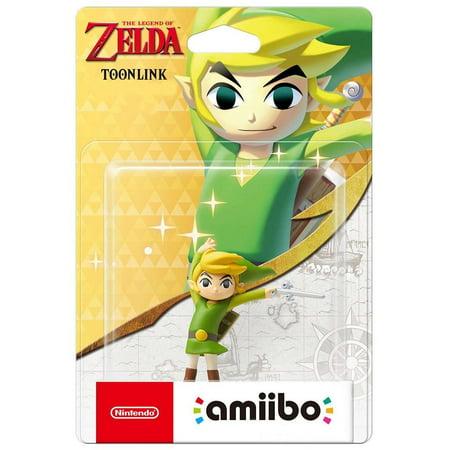 Nintendo Amiibo Toon Link Mini Figure  The Wind Waker