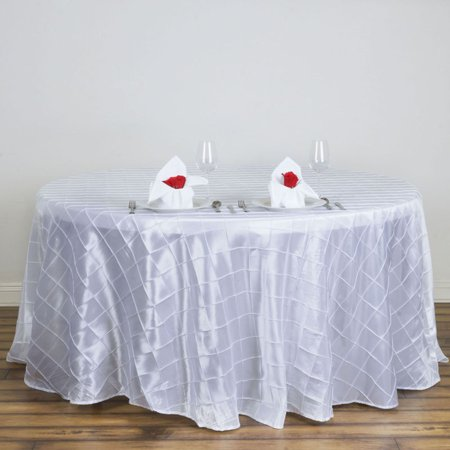 Efavormart Pintuck Tablecloths 120