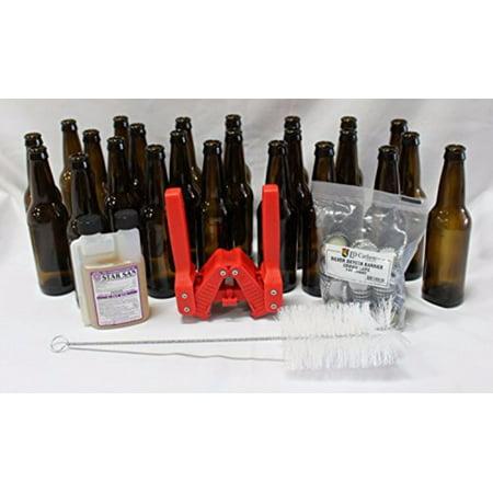 Deluxe Bottling Kit for Home Brewing