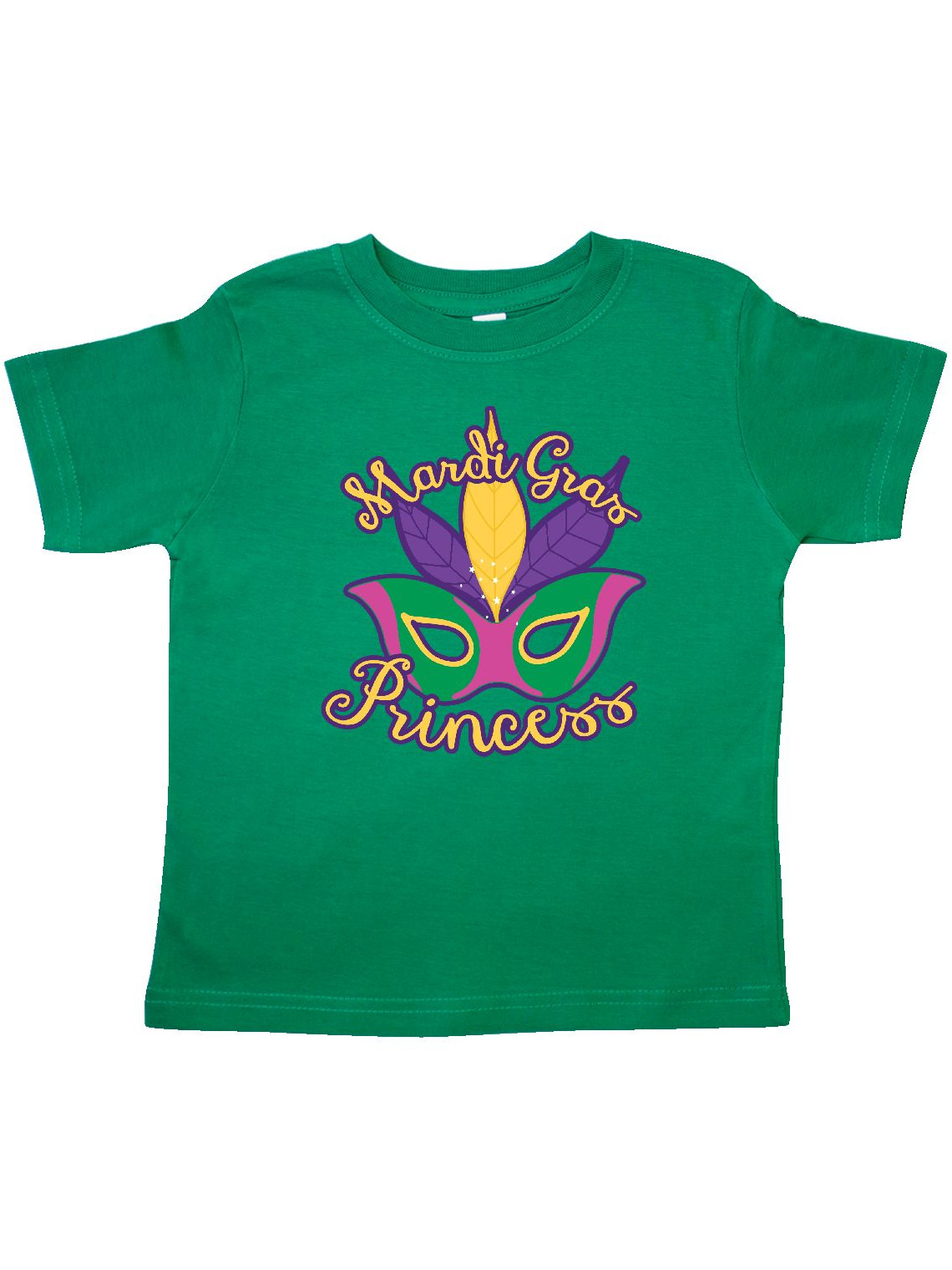 Mardi Gras Princess Toddler T-Shirt