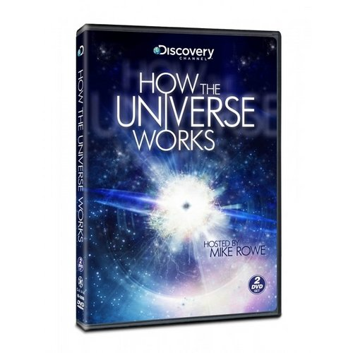 How The Universe Works (Blu-ray) (Widescreen)