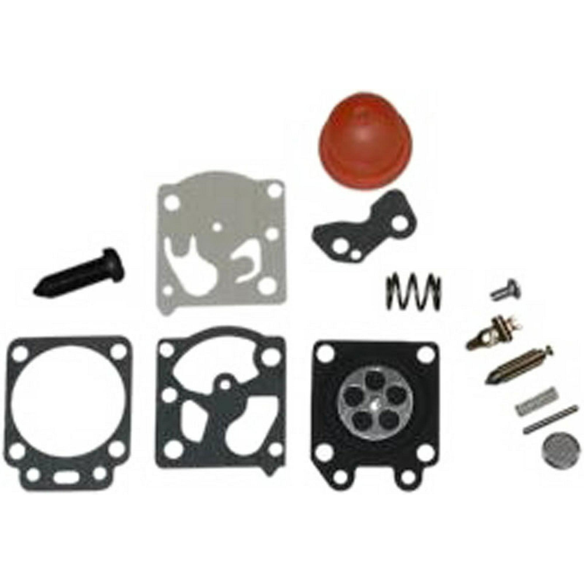 Weed Eater Poulan Craftsman Carburetor Repair Gasket Kit # 530069842