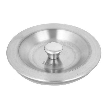 Kitchen Stainless Steel Water Drain Sink Strainer Bathtub