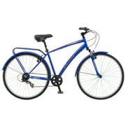 Schwinn Network 2.0 Bicycle-Color:Blue,Size:700C,Style:Men's Hybrid