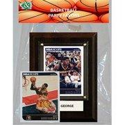 Candlcollectables 46LBPACERS NBA Indiana Pacers Party Favor With 4 x 6 Plaque