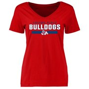 Fresno State Bulldogs Women's Team Strong T-Shirt - Red
