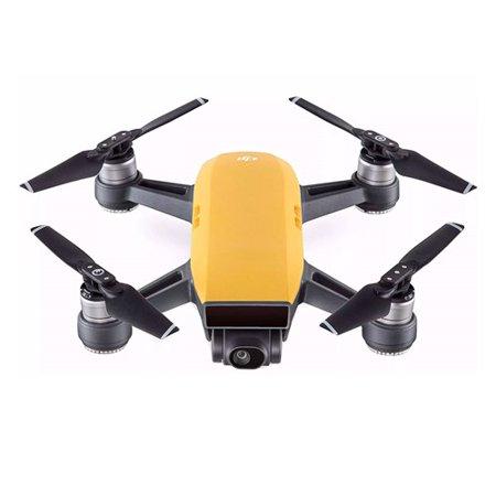 DJI Spark Mini Drone - Sunrise Yellow Spark Mini (Dji Spark Palm Launch Intelligent Portable Mini Drone)