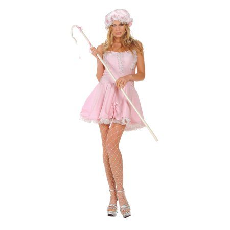Lil Bo Peep Costume W petticoat - Little Bo Peep Costume Toy Story Womens