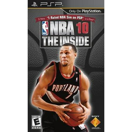 NBA 10 - Sony PSP ()