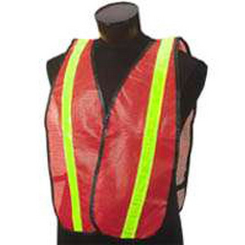 Jackson Safety General Purpose Gpv Safety Vest With Lime Reflective