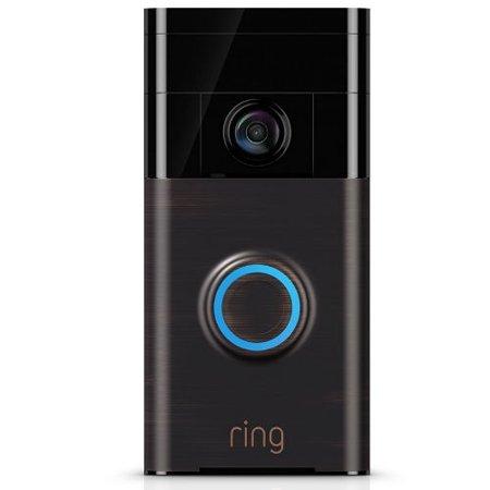 Ring 8VR1S5-VEN0 Wi-Fi Enabled Video Doorbell in Venetian Bronze