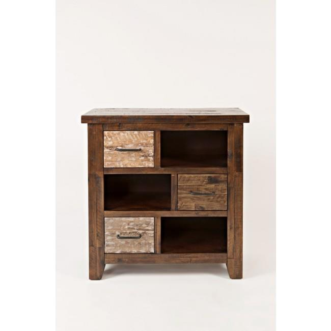 Jofran 1602-32 Painted Canyon Accent Chest by Jofran