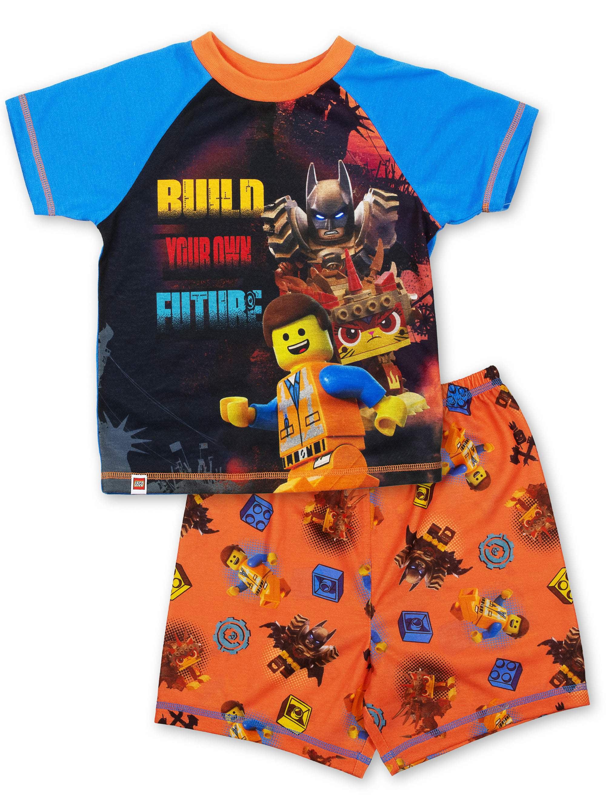 T-Shirt & Shorts, 2pc Pajama Set (Toddler Boys)
