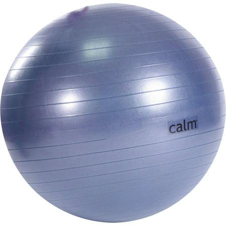 Calm 75 cm Anti-Burst Body Ball - Ferret Exercise Ball
