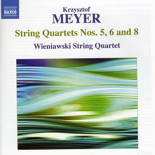 String Quartets Nos 5 6 & 8