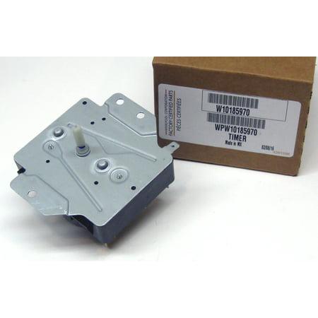 Genuine Whirlpool 4.75 In. Timer W10185970 ()