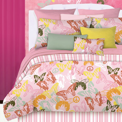 Butterflies Are Free Bedding Sheet Set