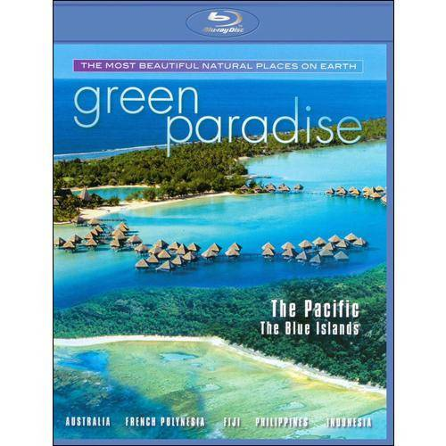 Green Paradise: The Pacific (Blu-ray + DVD + Digital HD)