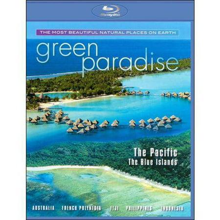 Green Paradise: The Pacific (Blu-ray + DVD + Digital HD)